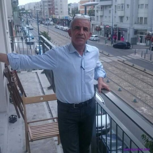 Picture of Ghaly, Man 58 years old, from Paris Île-de-France