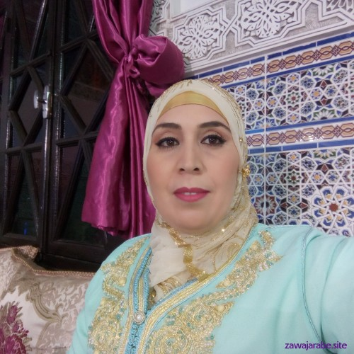 Picture of Fouzia, Woman 43 years old, from Marrakesh Marrakech-Tensift-Al Haouz