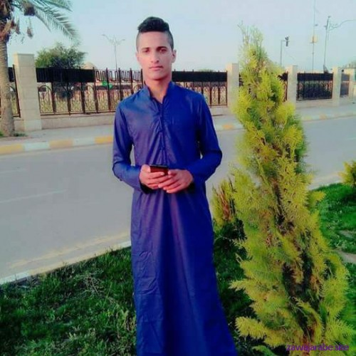 Picture of موسىالجبوري, Man 24 years old, from Baghdad Bagdad