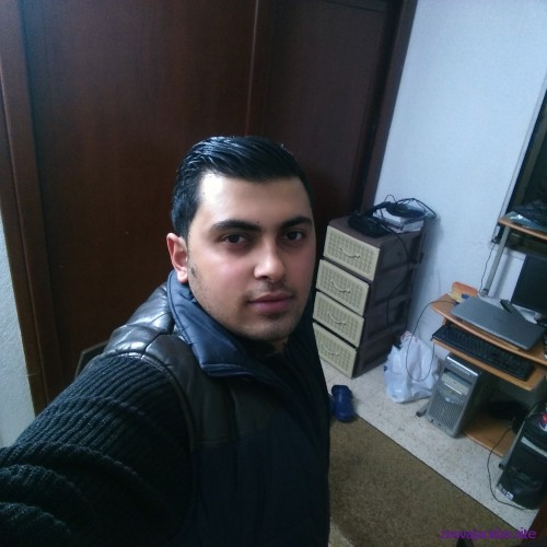 Picture of Malek-ahmad, Man 26 years old, from ʿAmmān ʿAmmān