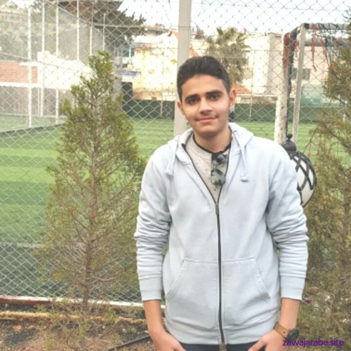 Picture of Wissam, Man 19 years old, from Damascus Damaskus