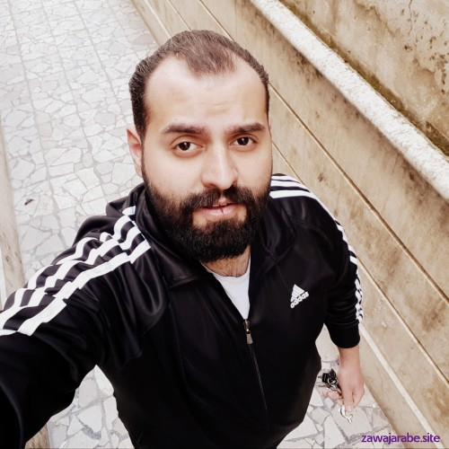 Picture of obada.sf, Man 27 years old, from Aleppo H̨alab